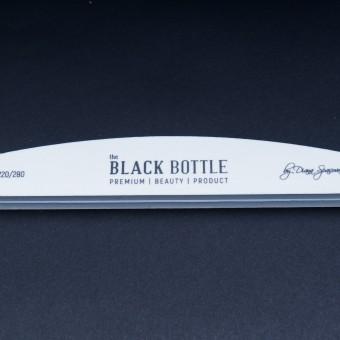 the BLACK BOTTLE  буферна  пила - 220/280 грита