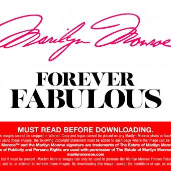 FOREVER FABULOUS Marilyn Monroe - MORGAN TAYLOR