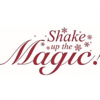 SHAKE UP THE MAGIC! от GELISH
