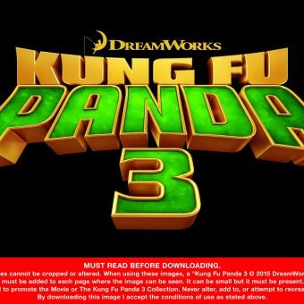 Kung Fu Panda 3 - MORGAN TAYLOR