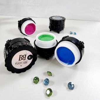 BB Flexy Gel - 3D пластелин